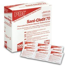 pdi-sani-cloth-70-alcohol-wipes-sachets-pack-of-100