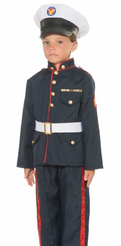 Formal Marine Child's Costume, Small
