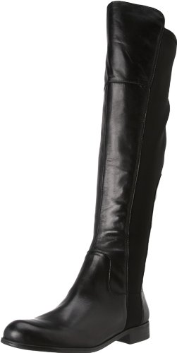 franco-sarto-motor-womens-black-leather-size-new-display-uk-3