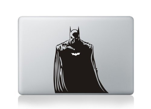 Batman MacBook sticker decal vinyl by Mac Tatt! Customize your Macbook Laptop! (Mac Apple Decal compare prices)