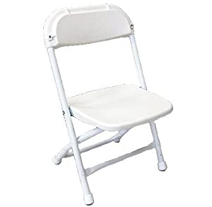 Children's Plastic Folding Chair