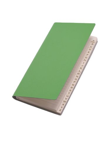paperthinks-recycled-leather-9-x-13cm-128-page-long-address-book-mint