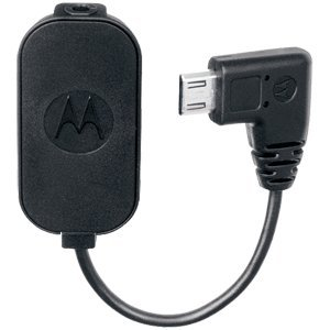 Motorola V9 MicroUSB to 2.5mm Hands-Free Adapter