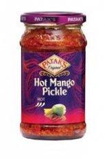 Patak Heißen Mango Pickle (283G)
