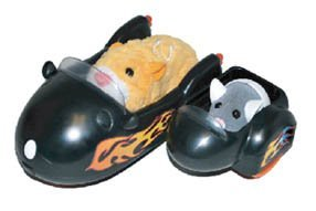 Zhu Zhu Pets Vehicle Playset Hamcycle Sidecar - 1