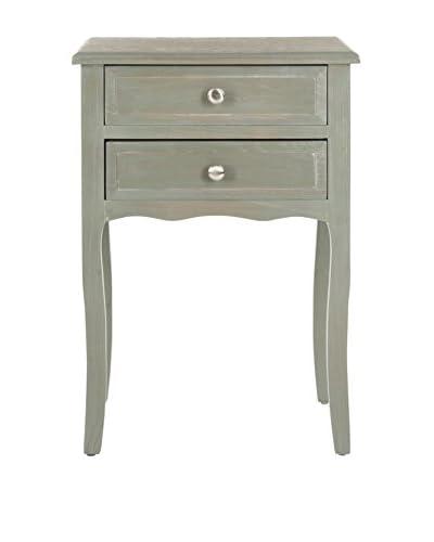 Safavieh Lori End Table, Blue/Grey