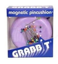 Grabbit Magnetic Pin cushion Lavendar