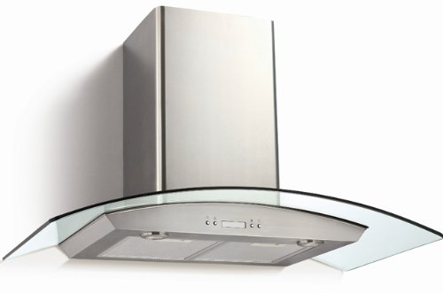 K-star K1007R Wall Mounted Range Hood 30