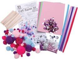 Fibre Craft Craft Starter Kits Princess 35052-16F; 2 Items/Order