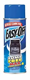 Easy-Off Fume-Free Oven Cleaner, Aerosol, 16 Ounce