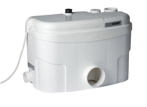 basement toilet grinder pump