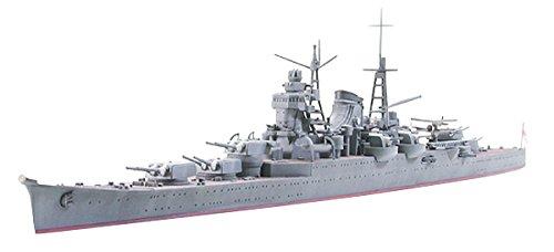 1/700 ウォーターラインシリーズ No.342 日本海軍 重巡洋艦 三隈 31342