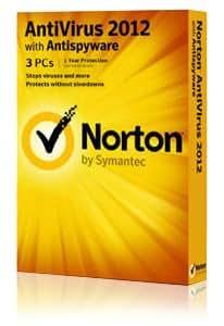 Norton Antivirus 2012 Retail 1u 3 PC     Ls