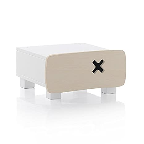 Mobiliario Be - Be Box Mini X R 23X45X42 Cm Natural