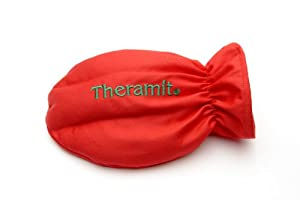 Theramit Ladies Soothing Microwaveable Mitt for Arthritic Hand Pain Relief