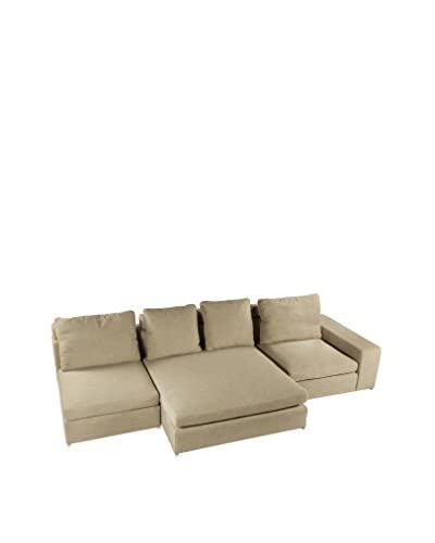 Control Brand The Scafatti Sectional, Grey
