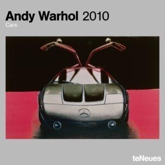 2010 Andy Warhol Cars Wall Calendar
