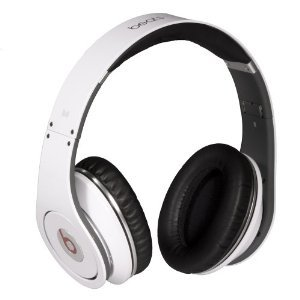 Beats by Dr. Dre Studio Headphones White 白 並行輸入品