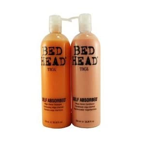 Tigi Self Absorbed Shampoo and Conditioner 25 Oz. Set