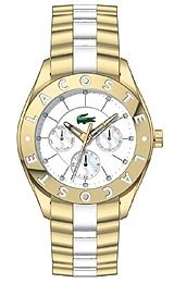 Lacoste Biarritz Two-Tone Ladies Watch 2000635