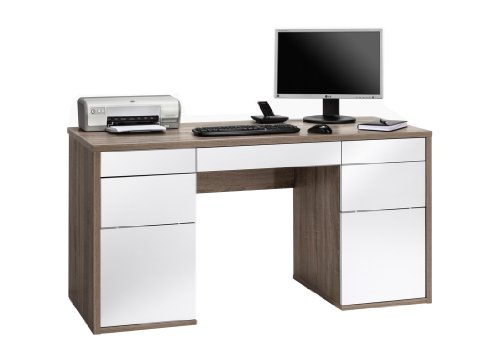 Schreibtisch eiche tr ffel com forafrica for Computer schreibtisch eiche