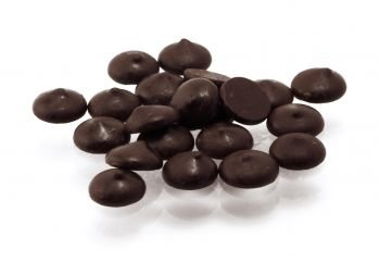 Callebaut C811NV Select Semi Sweet Chocolate Callets - 5lb