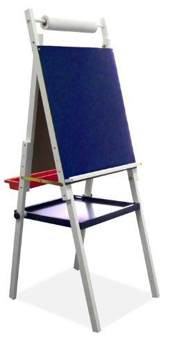 Studio Designs STUDIO RTA Wood Cadet Artist Easel For Children two sided easel