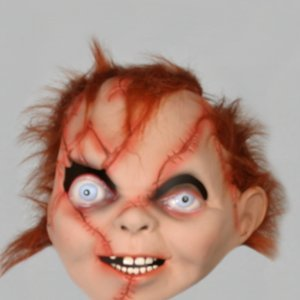 Chucky Mask Adult Licensed