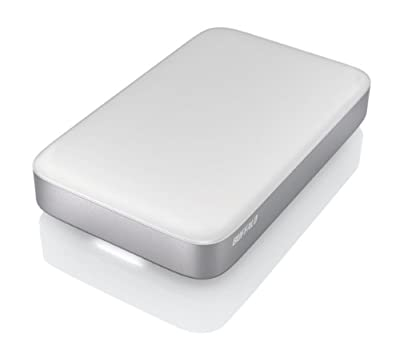 Buffalo MiniStation Thunderbolt Portable Hard Drive