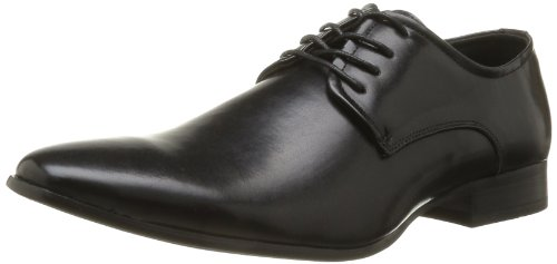 Casanova Men's Solfie Lace-Up Flats Black Noir (Noir) 9 (43 EU)