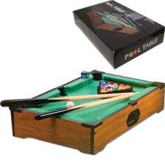Pool Table Top Set