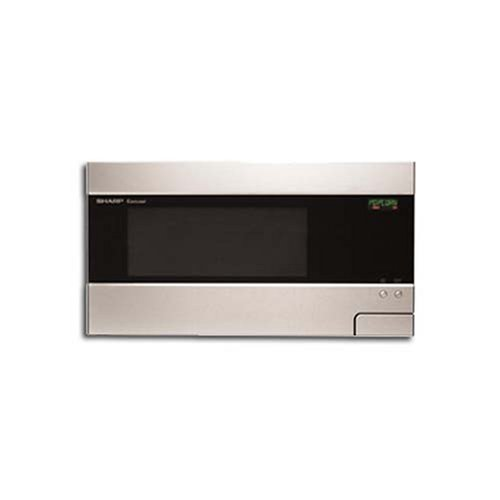 Convert Countertop Microwave To Built In : ... Sharp R-426LS Family-Size 1-2/5-Cubic-Foot Countertop Microwave Oven