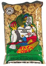 Crazy Corn Cooked Bird Food - Rainforest Rice 3 Lbs.