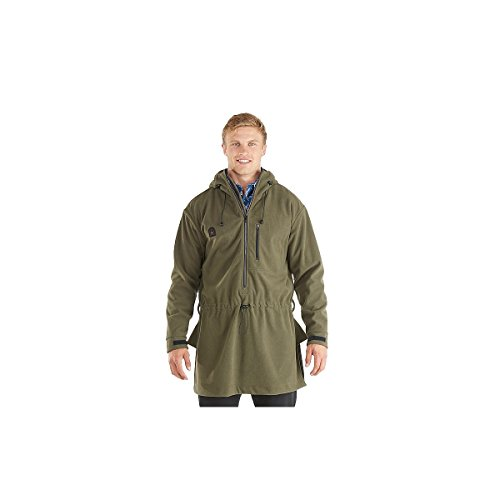 swanndri-mens-tundra-fleece-anorak-large