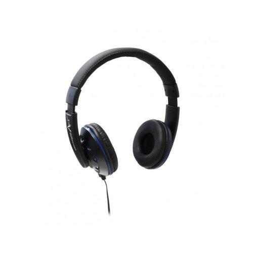 handy-point Universell 3,5mm MULTIMEDIA Stereo Kopfhörer mit Mikrofon und Rufannahmetaste, Samsung, iPhone, Nokia, LG, MP4, Skype, PC, Laptop, Komputerspiele