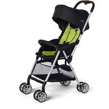 Urbini Hummingbird Stroller, Lime - 1