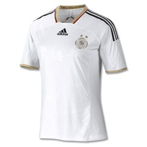 V14599|Adidas Germany Home Jersey W White|L