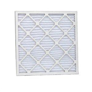 Eco-Aire 17 5/8 x 35 5/8 x 1 Premium MERV 13 Pleated Air Conditioner Filter, 6 Pack