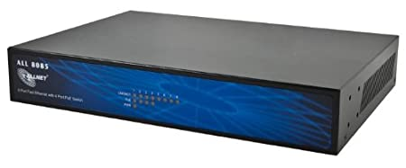 """Allnet ALL8085 Commutateur 8 ports 10/100TX 48,2 cm (19"""")"""