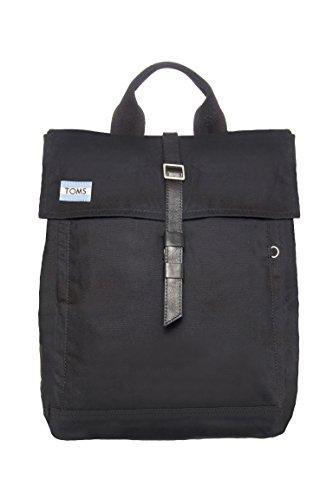 Unisex Trekker Waxed Canvas Backpack