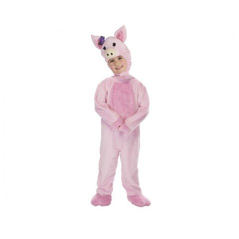 Just Pretend Kids Pig Animal Costume, Small