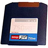 Iomega Zip Disk for PC and Mac 750Mb Ref 32479