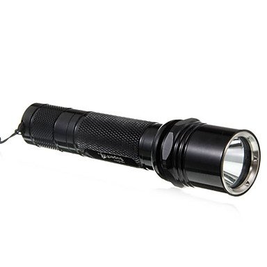 KaiQiang Superfire L2 3-Mode SST-50 LED-Taschenlampe (1200LM, 1x18650, Schwarz)