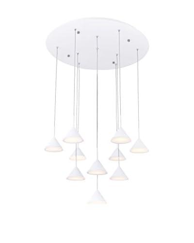 Design Light Lámpara De Techo LED Trekant