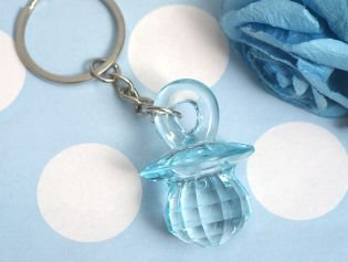 Keychain Baby Shower Favors front-1070909