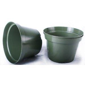 New 30 of 4 Inch Plastic Pots for Plants Cuttings and Seedlings Azalea Pots Quantity of 30