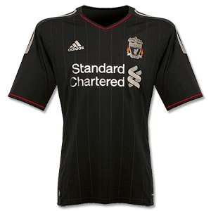 Adidas Liverpool Away 20112012 Football Jersey Size M from Adidas