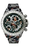 Toy Watch Imprint Safari and Stone Chronograph Unisex watch #FLE06SA