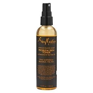 SheaMoisture African Black Soap Problem Skin Toner - 4.4 oz