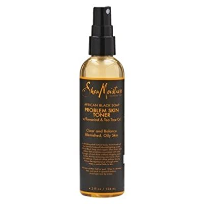 SheaMoisture African Black Soap Problem Skin Toner - 4.4 oz